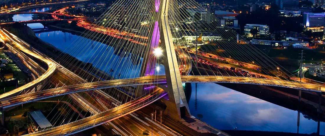 Entregas para São Paulo